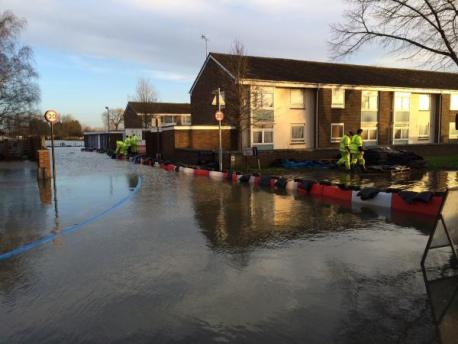 botley road flooding