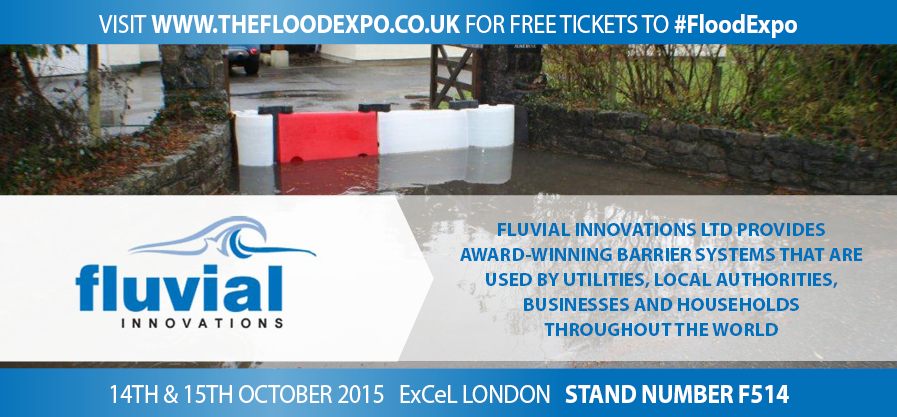 Fluvial exhibitin at the flood expo