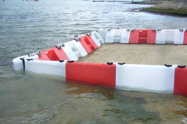 Hochwasserschutz systeme für alle Situationen